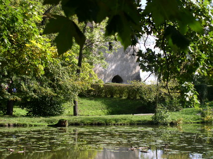 FOTKA - V blatenské zámecké zahradě