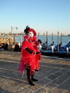 FOTKA - Benátky karneval 3