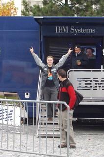 FOTKA - Na odchodu z IBM