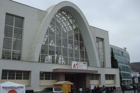 FOTKA - Budova BVV - pavilón A