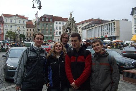 FOTKA - Menší skupinové foto