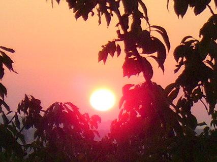 FOTKA - Východ slunce 10