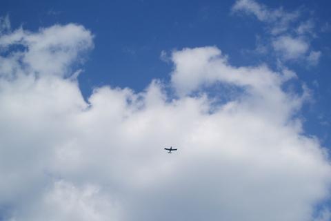 FOTKA - vzhuru do oblak