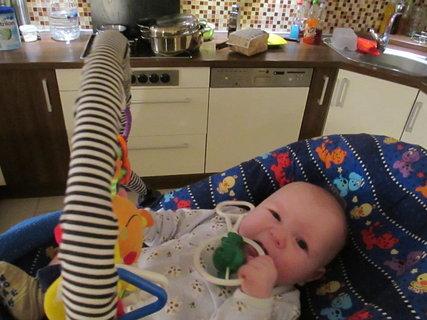 FOTKA - kamoščino miminko 2