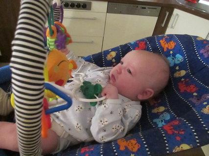FOTKA - kamoščino miminko 3