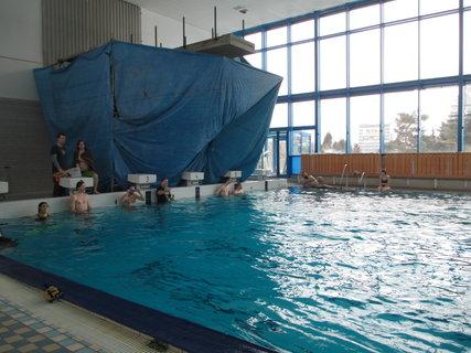 FOTKA - včerejší potápění 3