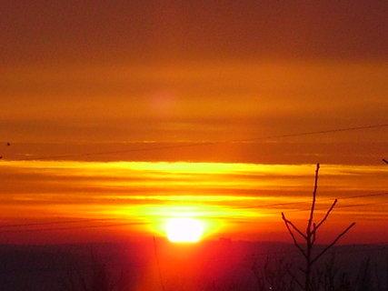 FOTKA - Východ slunce 12