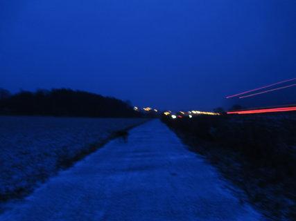 FOTKA - večerní návrat 3