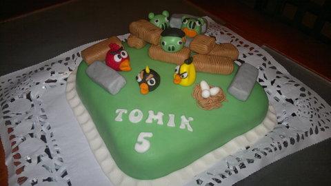 FOTKA - Dort Angry birds