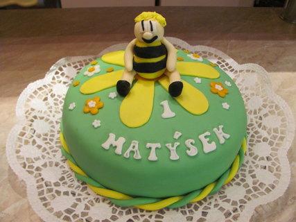 FOTKA - dort včelka