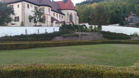 FOTKA - Kadaň - klášter