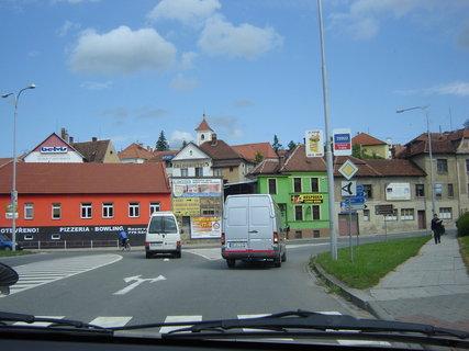 FOTKA - cesta do Luhačovic..