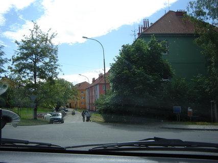 FOTKA - cesta do Luhačovic......