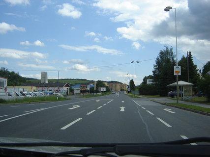FOTKA - cesta do Luhačovic.........