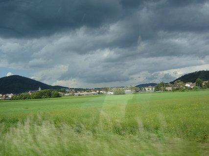 FOTKA - asi nás zastihne bouřka