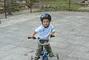 Vojtík na kole
