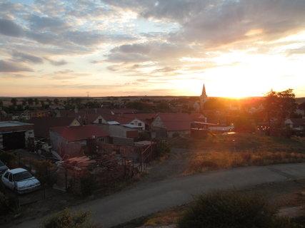 FOTKA - Hostěradice při západu sluníčka 2