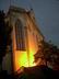 kostel v noci
