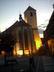 osvetleny kostel