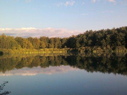 FOTKA - u rybníka -nádhera:-)
