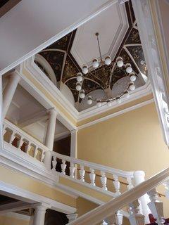 FOTKA - interiéry lázeňského domu Beethoven * Teplice