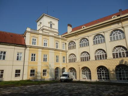 FOTKA - Teplický zámek je dnes sídlem Regionálního muzea