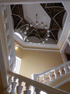 FOTKA - interiéry lázeňského domu Beethoven (Teplice v Čechách)