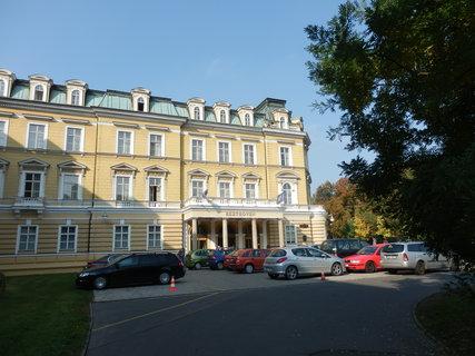 FOTKA - Lázeňský komplex sanatoria Beethoven / Teplice