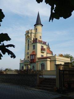 FOTKA - Jedna z dominant lázeňského města Teplice se nachází na  návrší na Letné