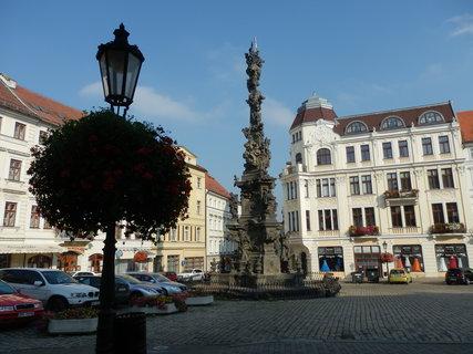 FOTKA - na náměstí v Teplicích