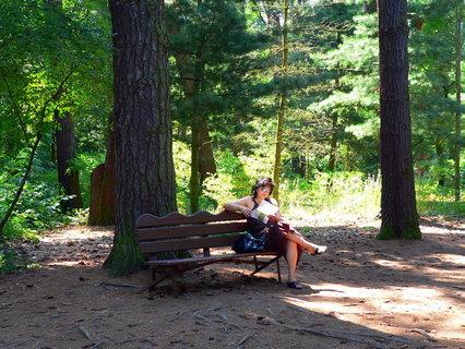 FOTKA - Idylka v parku