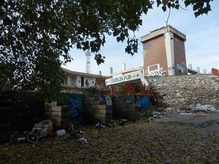 FOTKA - i takto vypadají světové lázně (v Teplicích u starého stadionu)