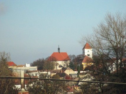 FOTKA - kostel z veliké dálky 3