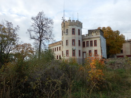 FOTKA - vzpomínka na podzim v Teplicích -/ na Doubravce