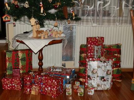 FOTKA - darčeky od Ježiška pre celú rodinu