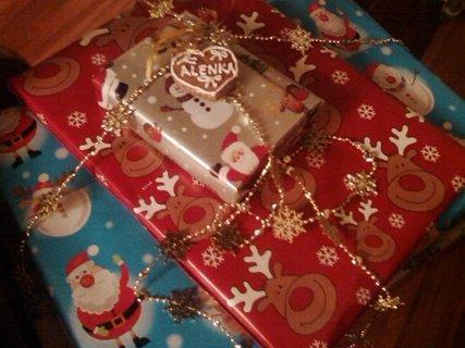 FOTKA - darčeky pre Alenku