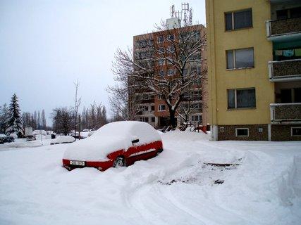 FOTKA - V loni pod sněhem 2