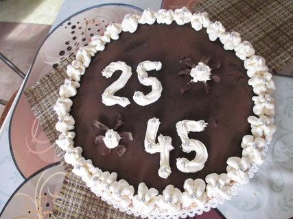 FOTKA - dort od babičky