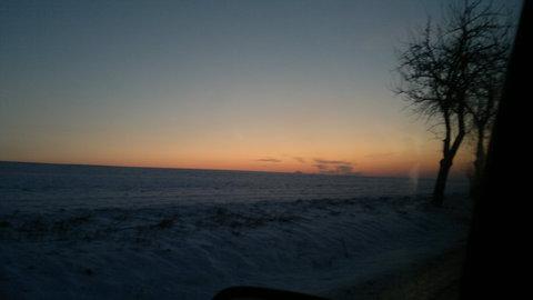 FOTKA - západ slunce 2