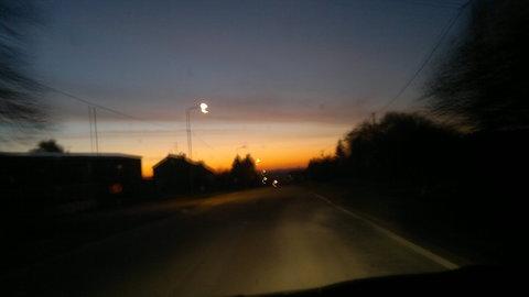 FOTKA - západ slunce 3