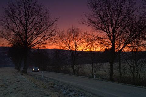 FOTKA - Ráno cestou do práce
