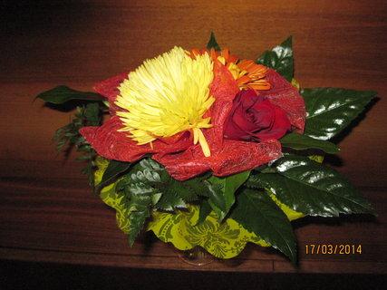 FOTKA - Květiny k svátku 3