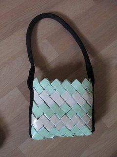 FOTKA - poskládaná kabelka
