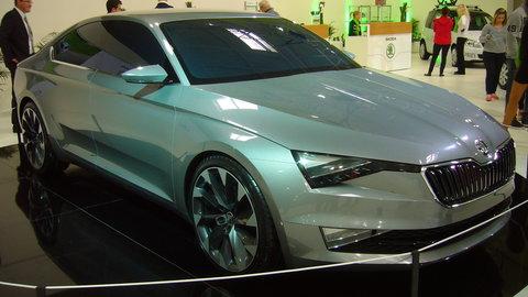 FOTKA - Škoda visionC