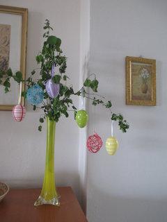 FOTKA - velikonoční váza
