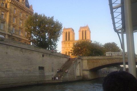 FOTKA - Záapad u Notre-Damu
