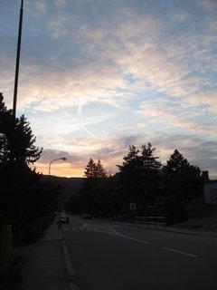 FOTKA - podvečerní cestou