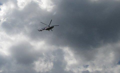 FOTKA - vrtulník....
