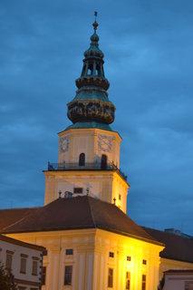 FOTKA - kroměříž věž