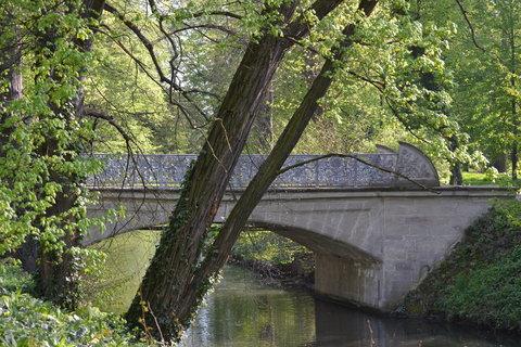 FOTKA - Kroměříž Podzámka most
